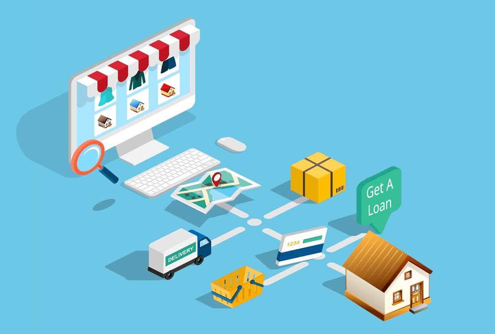 تفاوت وب سایت و مغازه