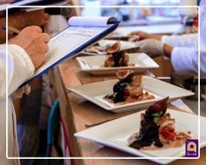 برگزاری مسابقه آشپزی