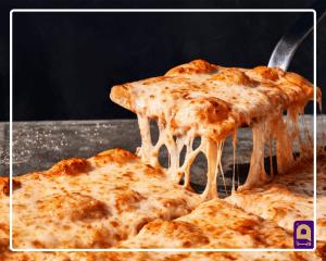 زیبا کردن پیتزا در عکاسی